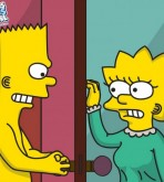 The Simpsons — Bart fucks Lisa in her room xxx porno