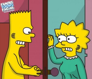 Bart fucks Lisa in her room 01