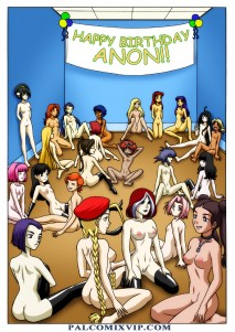 Goodcomix Crossover - Avatar the Last Airbender - Happy Birthday Anon xxx porno