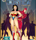 Justice League — Se Liga Justica — It Up League, Justice (Part1&Part2) xxx porno