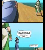 Avatar the Last Airbender — [Comics-Toons] — Katara x Toph xxx porno
