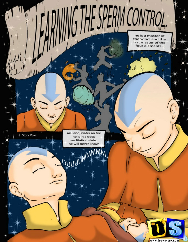 Goodcomix Avatar the Last Airbender - [Drawn-Sex] - Learning The  Sperm Control xxx porno