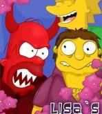 The Simpsons — [Comics-Toons] — Lisa's Punishment xxx porno