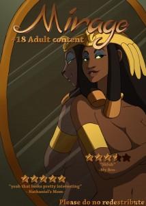 Goodcomix Disney - Aladdin - Mirage xxx porno