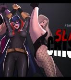 Justice League — Slave Crisis 3 — (Catwoman & Star & Sapphire) xxx porno