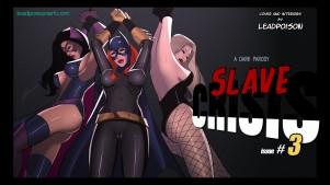 Goodcomix Justice League - Slave Crisis 3 - (Catwoman & Star & Sapphire) xxx porno