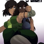 The Legend of Korra - Caged With A Ghost xxx porno