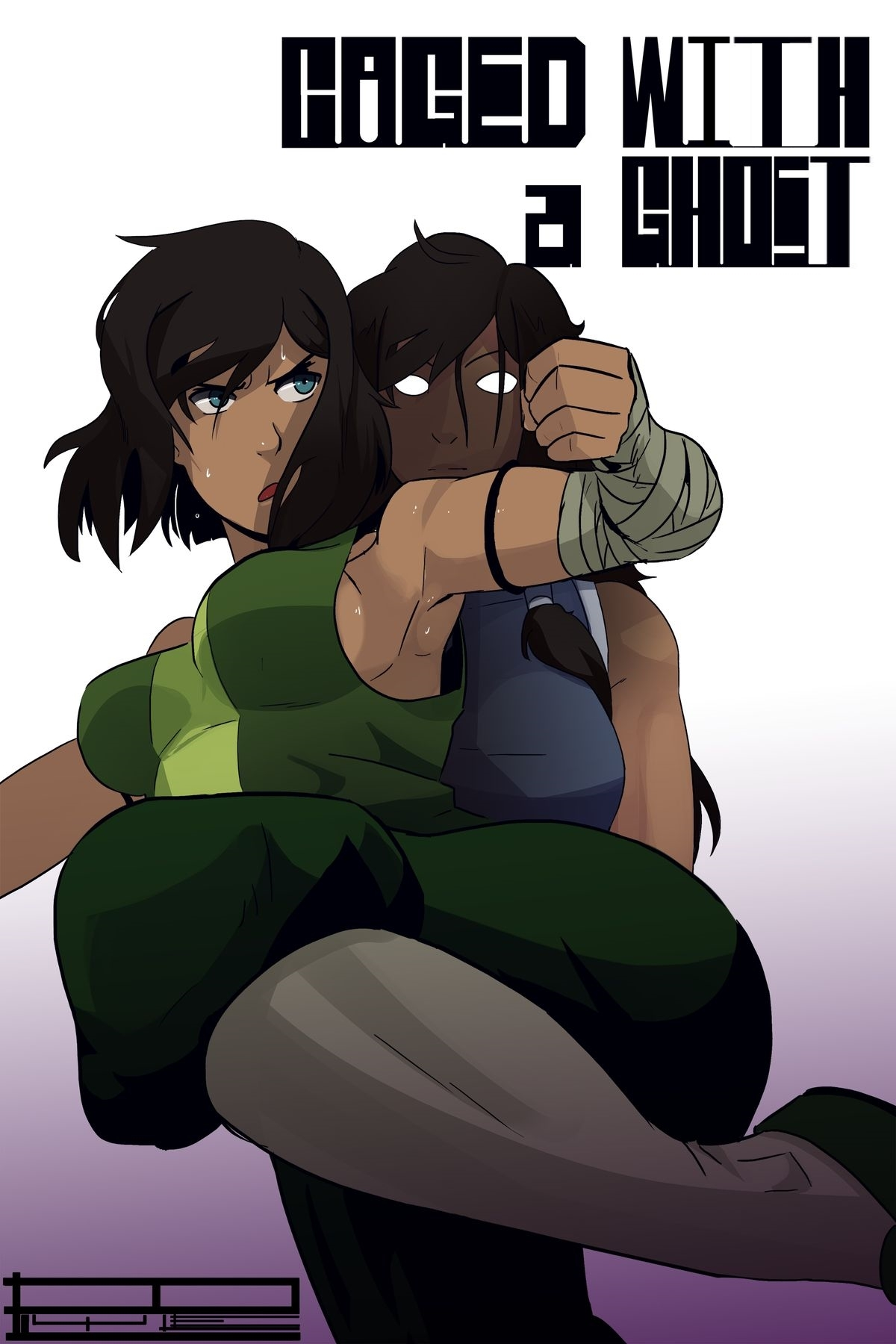 Goodcomix The Legend of Korra - Caged With A Ghost xxx porno