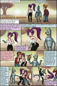 Goodcomix Futurama - Doctor's Orders