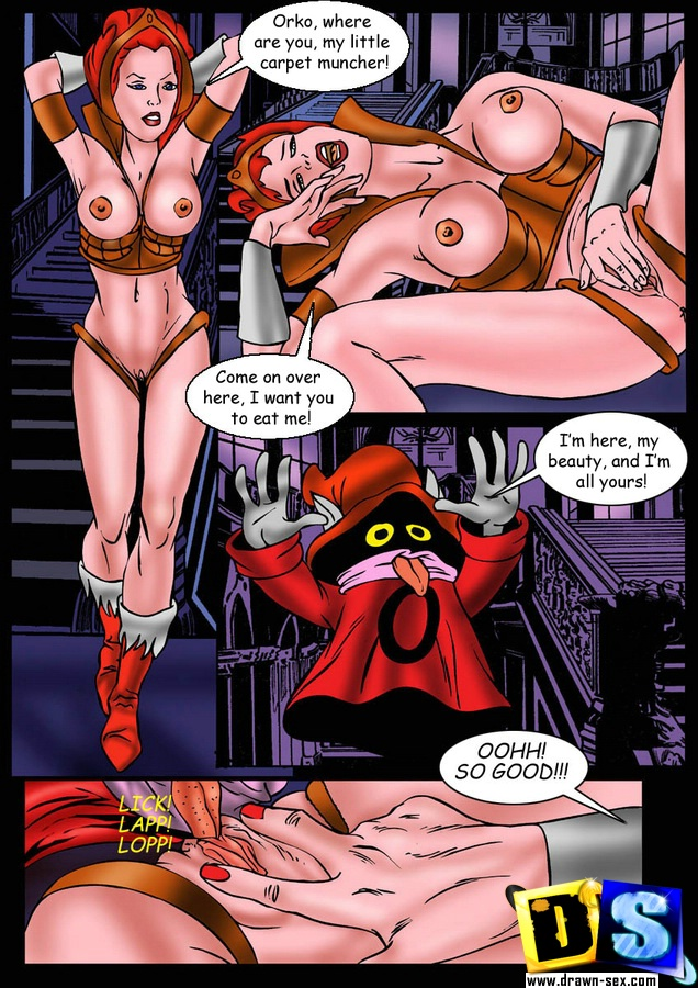 Goodcomix He-Man - [Drawn-Sex] - Fucking Monsters xxx porno