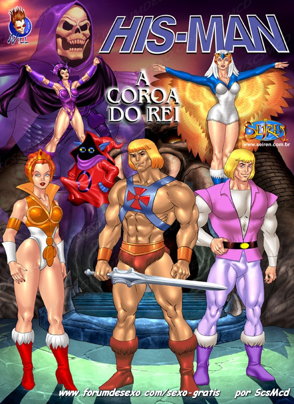Goodcomix He-Man - [Seiren] - King of the Crown Comp xxx porno