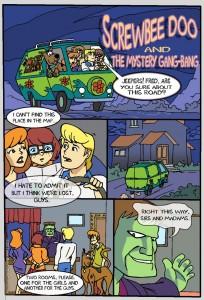 Goodcomix Scooby Doo - Mystery Gang Bang xxx porno