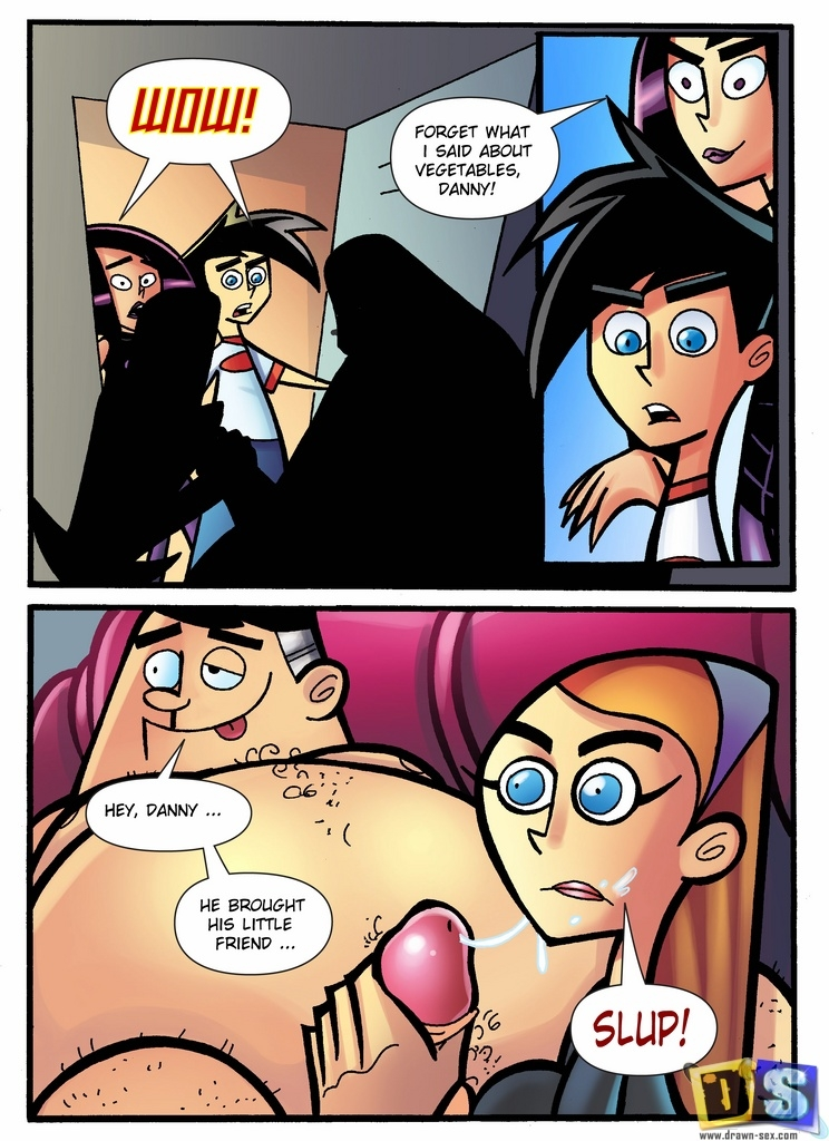 Goodcomix Danny Phantom - Sex +1 xxx porno