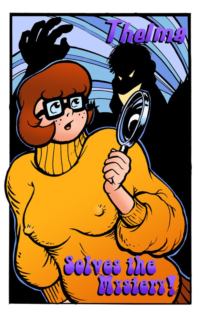 Scooby Doo — Thelma — Solves The Mystery xxx porno