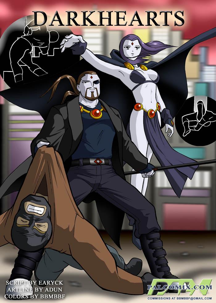 Goodcomix The Teen Titans - [Palcomix] - Darkhearts xxx porno