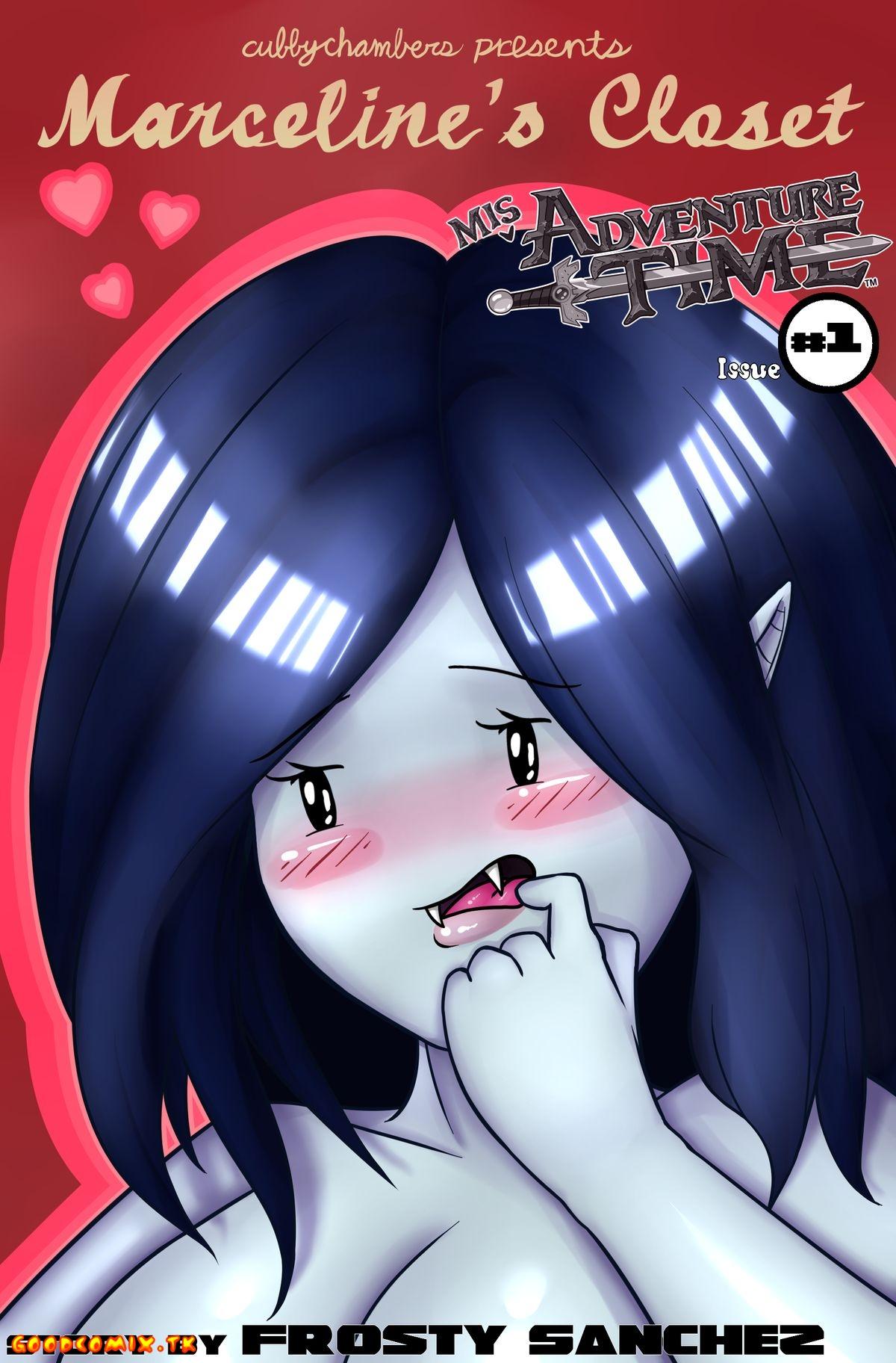 Goodcomix Adventure Time - MisAdventure Time Issue #1 - Marceline's Closet xxx porno