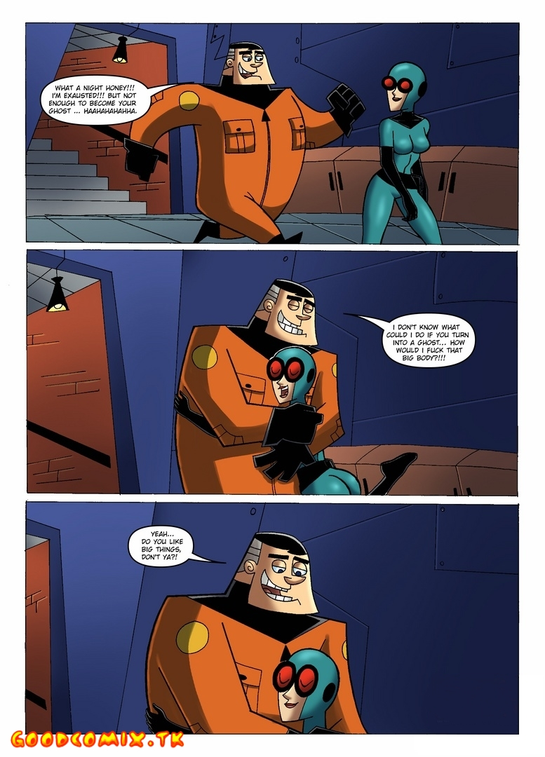 Danny Phantom - [Cartoonza] - Mom's Gadget xxx porno xxx ...