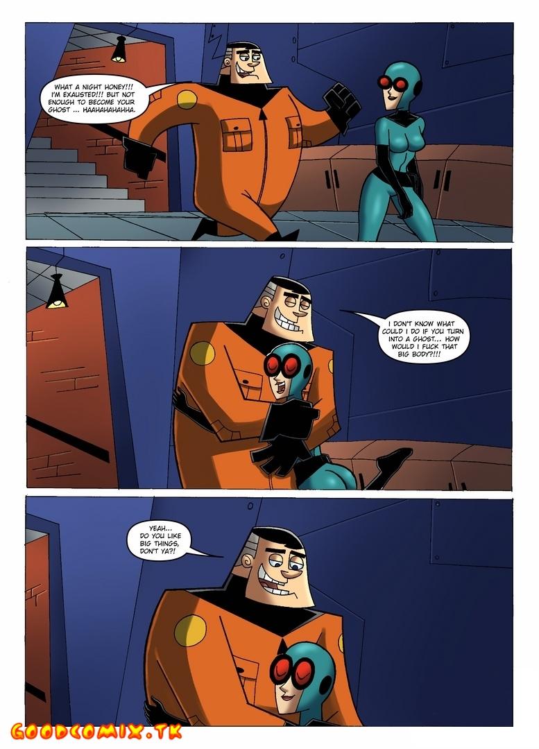 Goodcomix Danny Phantom - [Cartoonza] - Mom's Gadget xxx porno