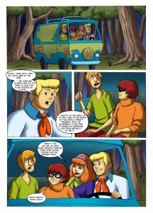 Goodcomix Scooby Doo - [Cartoonza] - Night In The Wood xxx porno