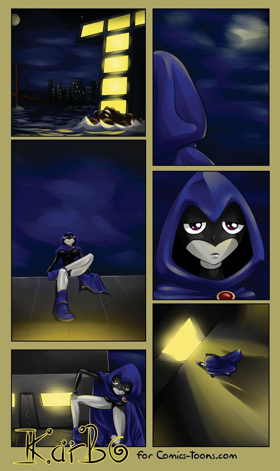 Goodcomix The Teen Titans - [Karbo] - Part.1 -
