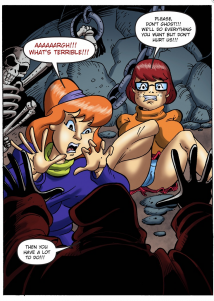 Goodcomix Scooby Doo - [Cartoonza] - Scared And Fuck xxx porno