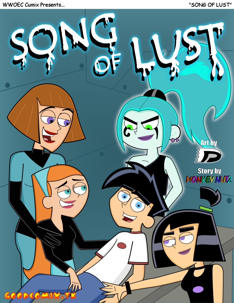 Goodcomix Danny Phantom - Song Of Lust xxx porno