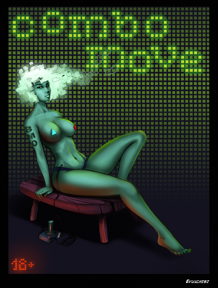 Goodcomix Adventure Time - Combo Move xxx porno