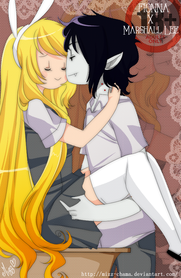 Goodcomix Adventure Time - Fionna x Marshall Lee