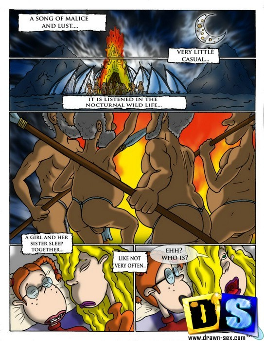 Goodcomix The Wild Thornberrys - [Drawn-Sex] - The New Generation of The Tribe
