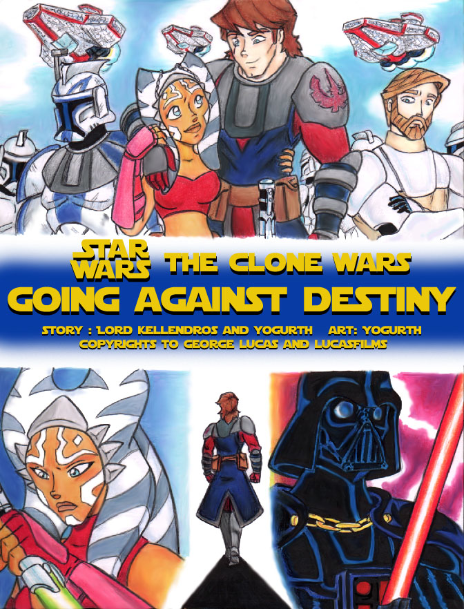 Goodcomix Star Wars - Going Against Destiny xxx porno