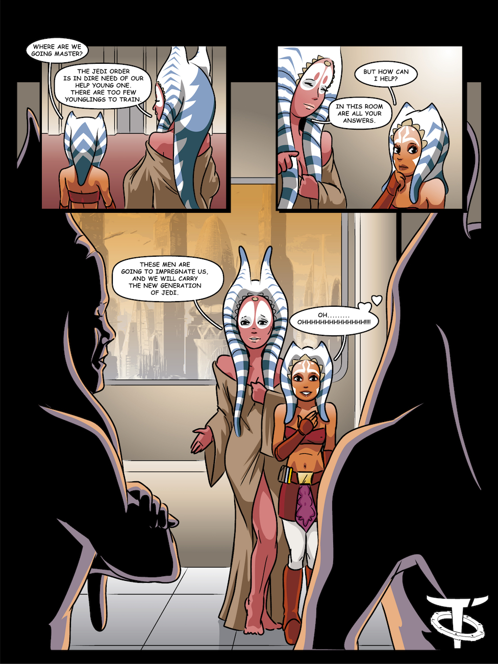 Star Wars — New Generation (Ahsoka Tano)