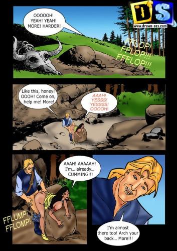 Goodcomix Pocahontas - [Drawn-Sex] - Save Prisoner xxx porno