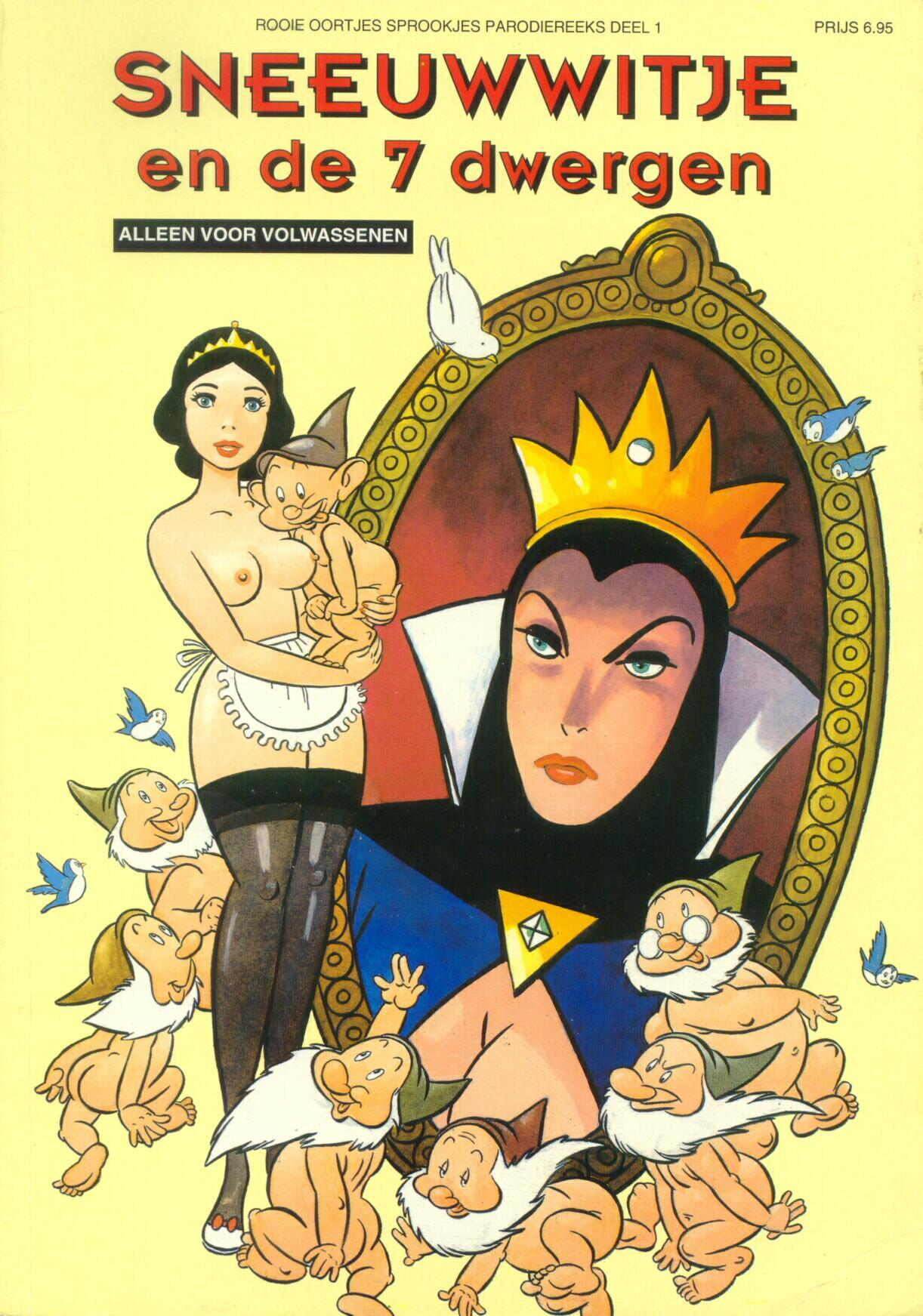 Goodcomix Snow White - Swedish Version xxx porno