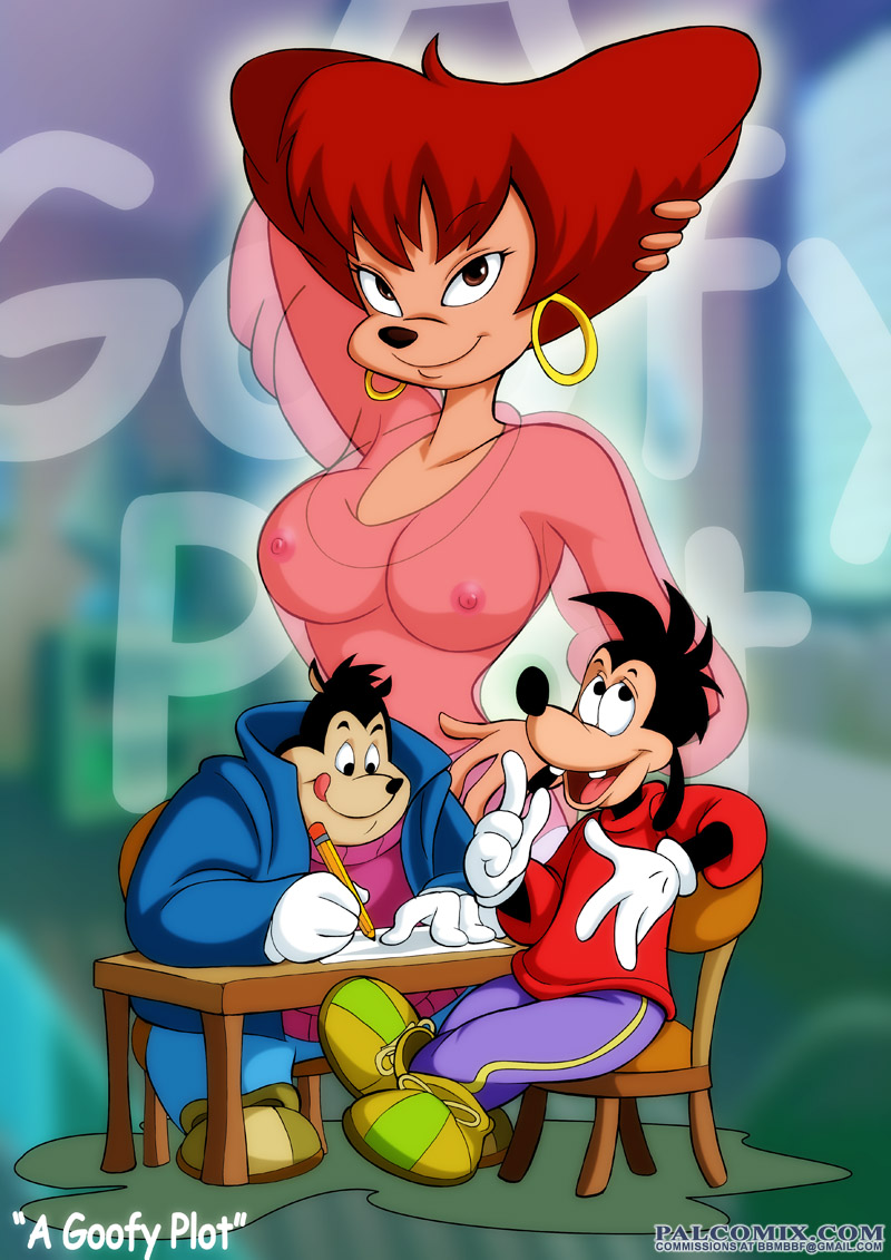 Goof Troop — [Palcomix] — A Goofy Plot 1 xxx porno
