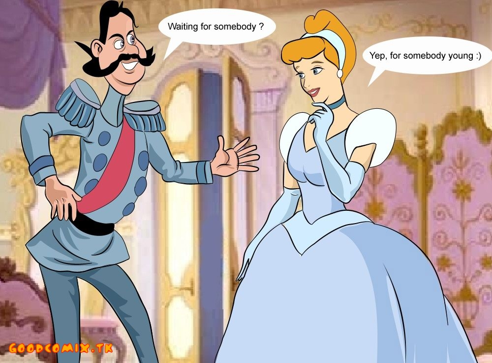 Goodcomix Cinderella - [Cartoons Network] - Cinderella Still Fun xxx porno