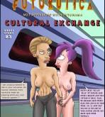 Futurama — Futurotica — Short Story #3 — Cultural Exchange xxx porno