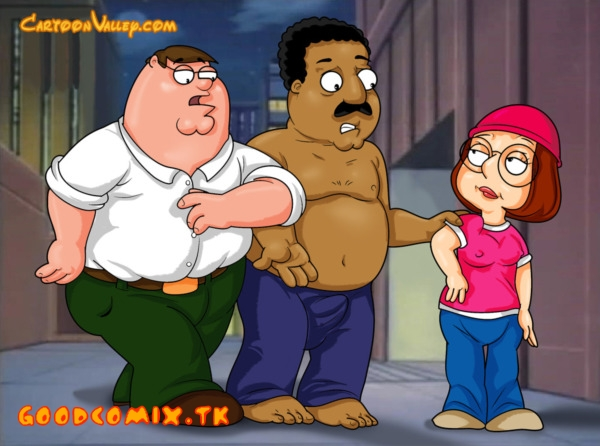 Goodcomix Family Guy - [CartoonValley] - Fuck In The Street (Exclusive) xxx porno