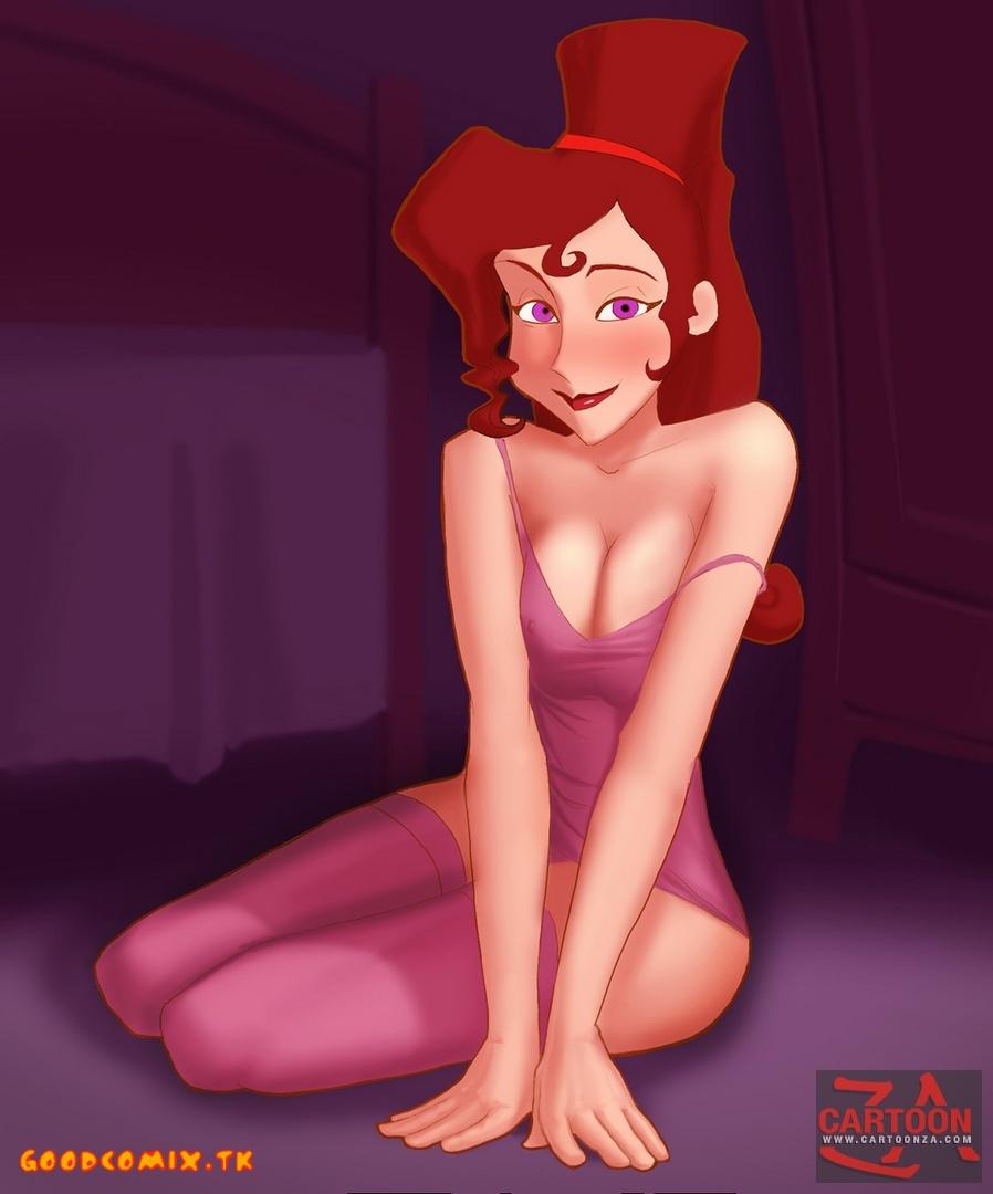 Goodcomix Hercules - [Cartoonza] - Home Masturbation by Megara xxx porno