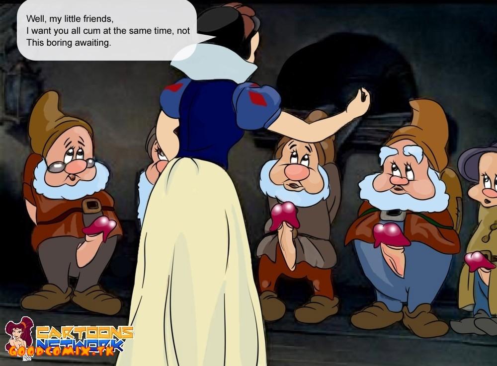 Goodcomix Snow White - [Cartoons Network] - Home Work xxx porno