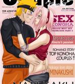 Naruto — [indy-riquez] — Konoha Paradise Magazine xxx porno