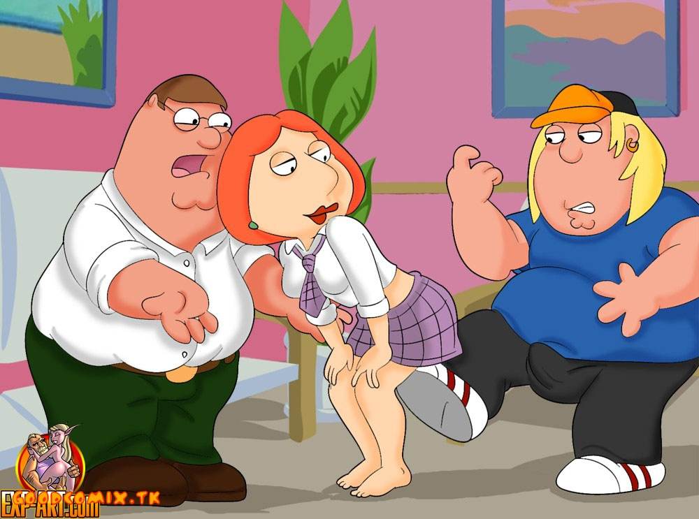 Goodcomix Family Guy - [EXP-ART] - My Lustful Mommy