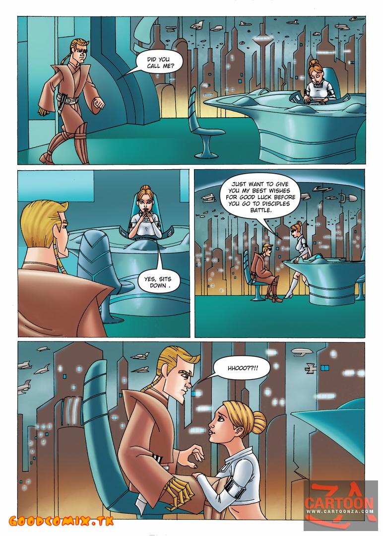 Goodcomix Star Wars - [Cartoonza] - Power of the Jedi