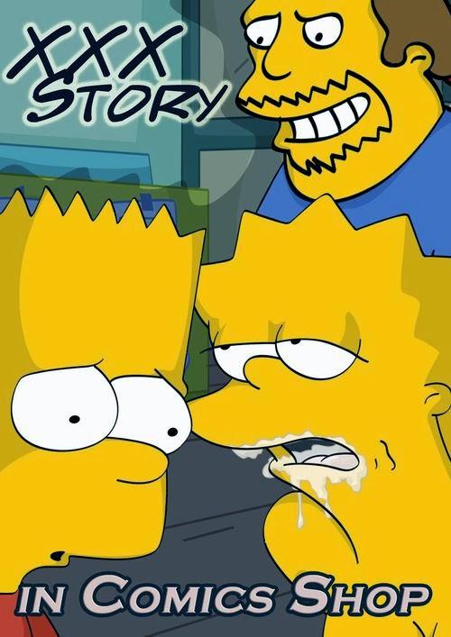Goodcomix The Simpsons - [Comics-Toons] - XXX Story in Comics Shop xxx porno