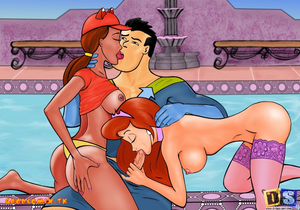 Drawn Together Masturbation 98
