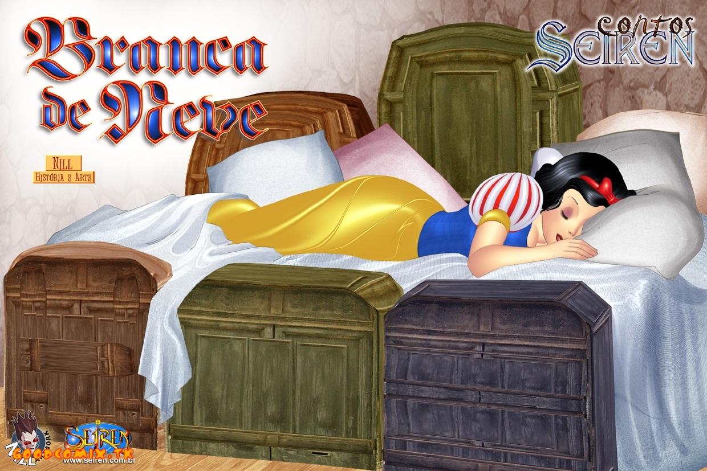 Goodcomix Snow White - [Seiren] - Branca de Neve