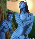 Avatar — [XL-Toons] — Avatar Neytiri xxx porno