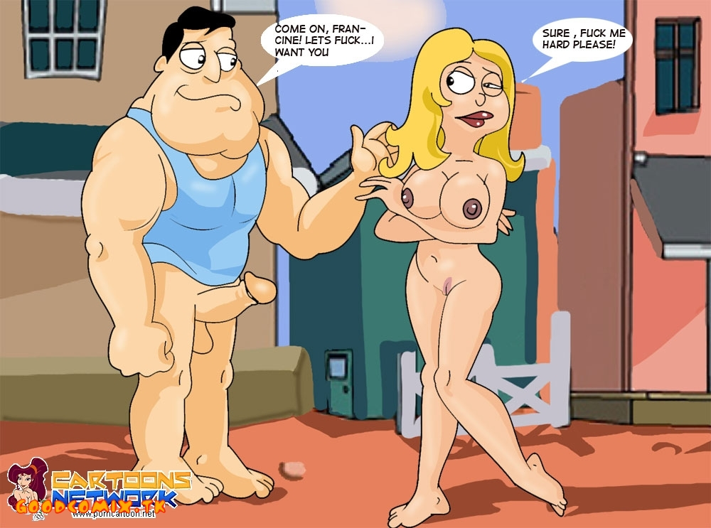 Goodcomix American Dad - [Cartoons Network] - Dad Sex