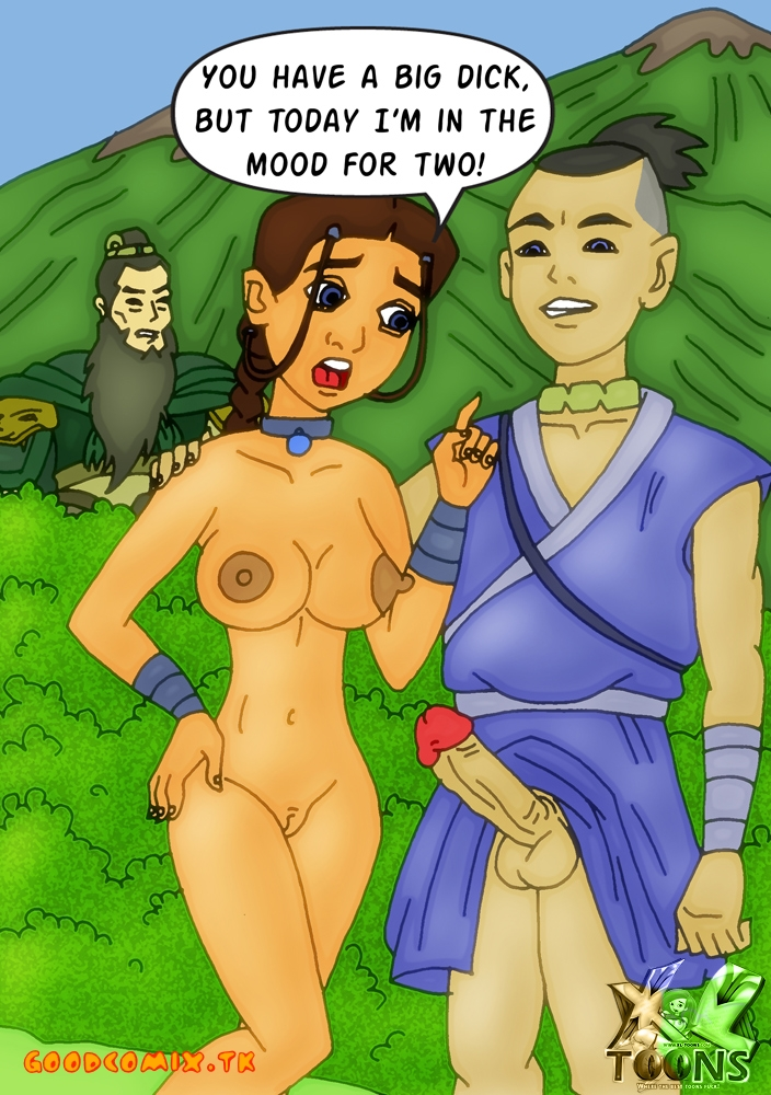 Goodcomix Avatar the Last Airbender - [XL-Toons] - Dicks for Girls xxx
