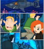 Kim Possible — [CartoonValley] — Prisoners: Kim and Ron xxx porno