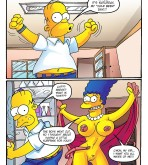 The Simpsons — [Drawn-Sex] — Marge's Surprise
